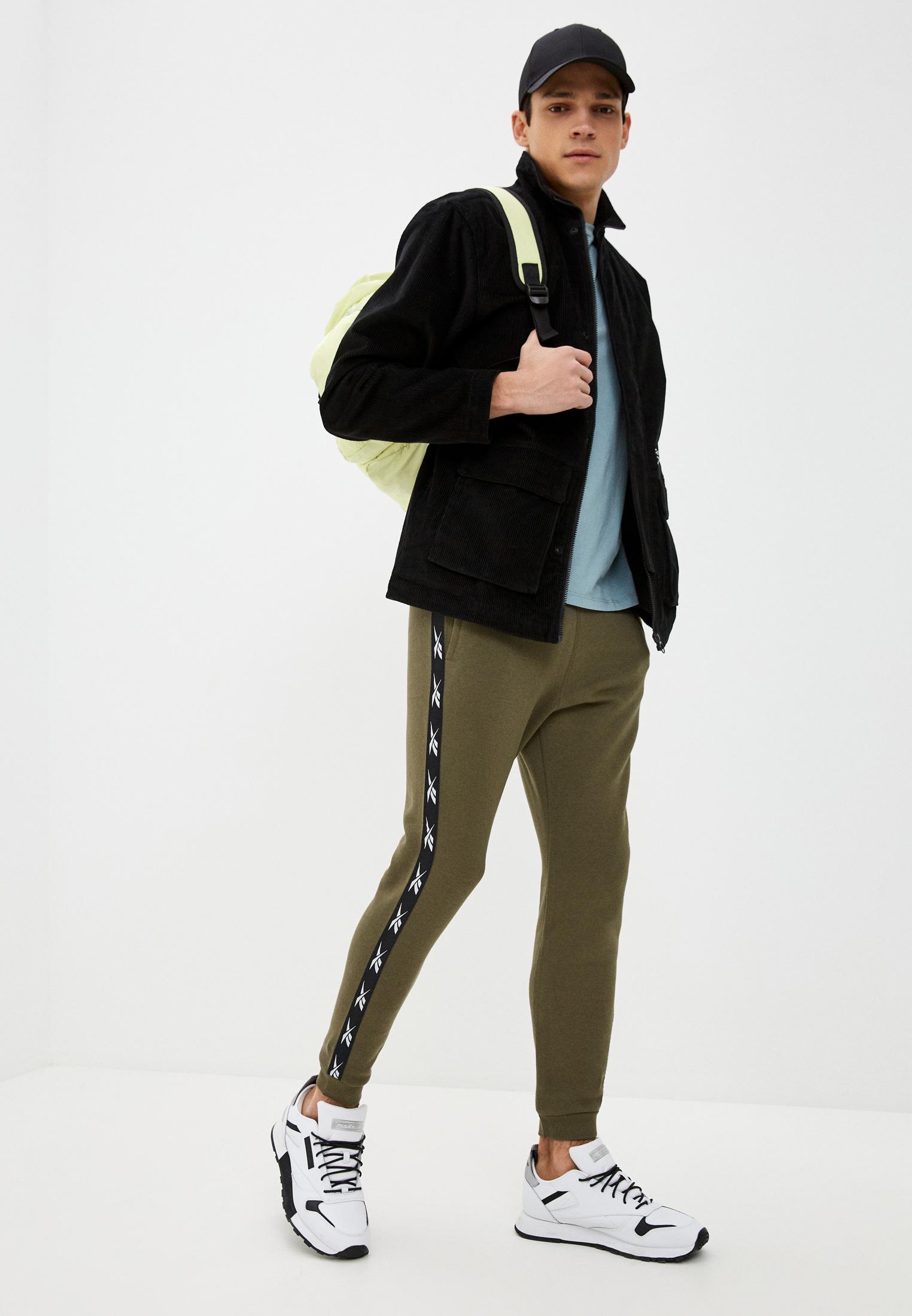Мужские спортивные брюки Reebok (Рибок) GQ4216: изображение 2