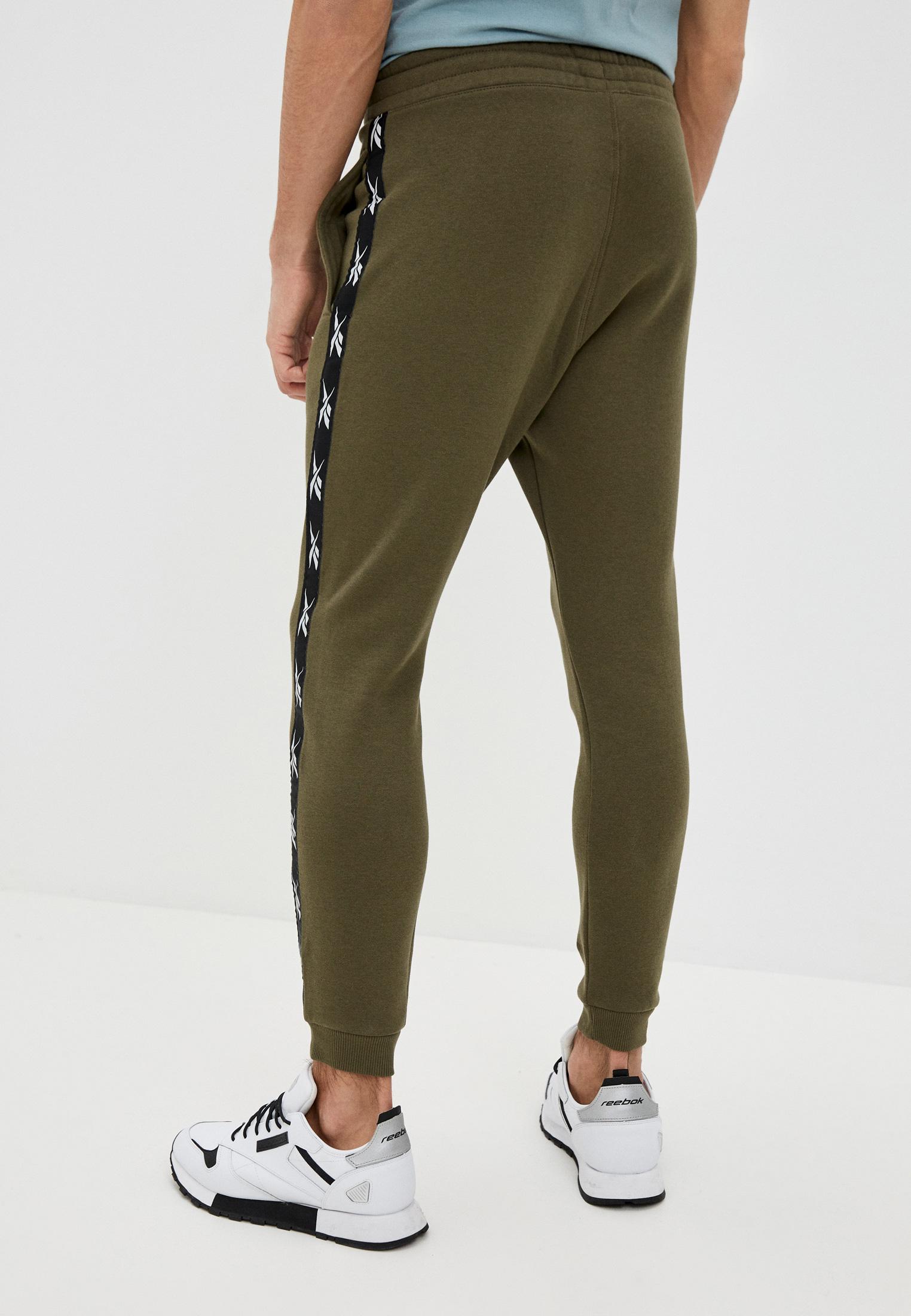 Мужские спортивные брюки Reebok (Рибок) GQ4216: изображение 3