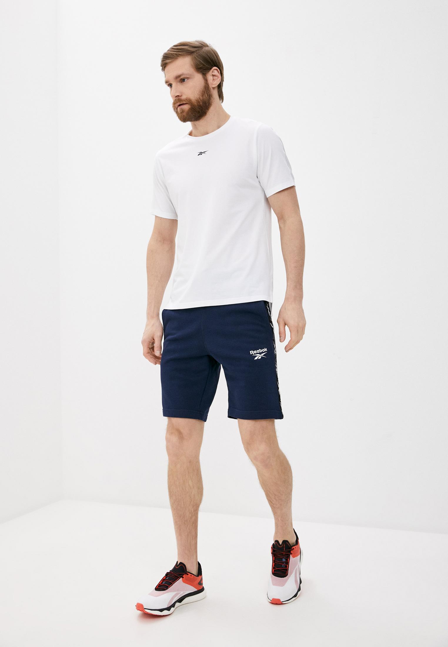 Мужские спортивные шорты Reebok (Рибок) GU9958: изображение 2
