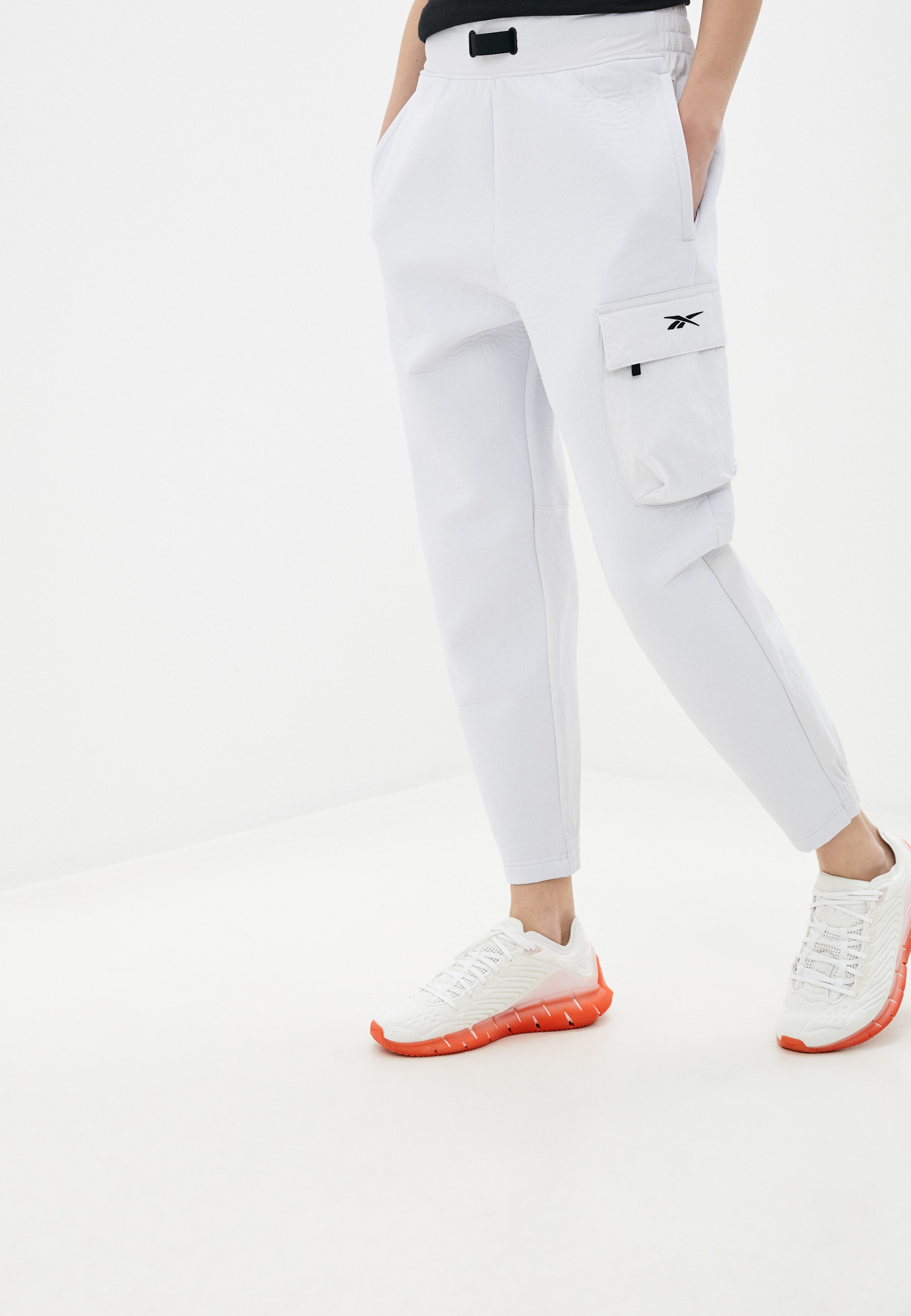 Женские брюки Reebok (Рибок) FU2047