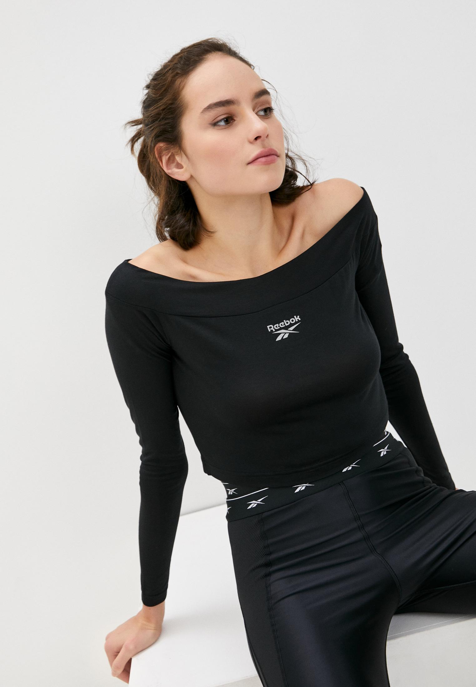 Женские брюки Reebok (Рибок) FU2466