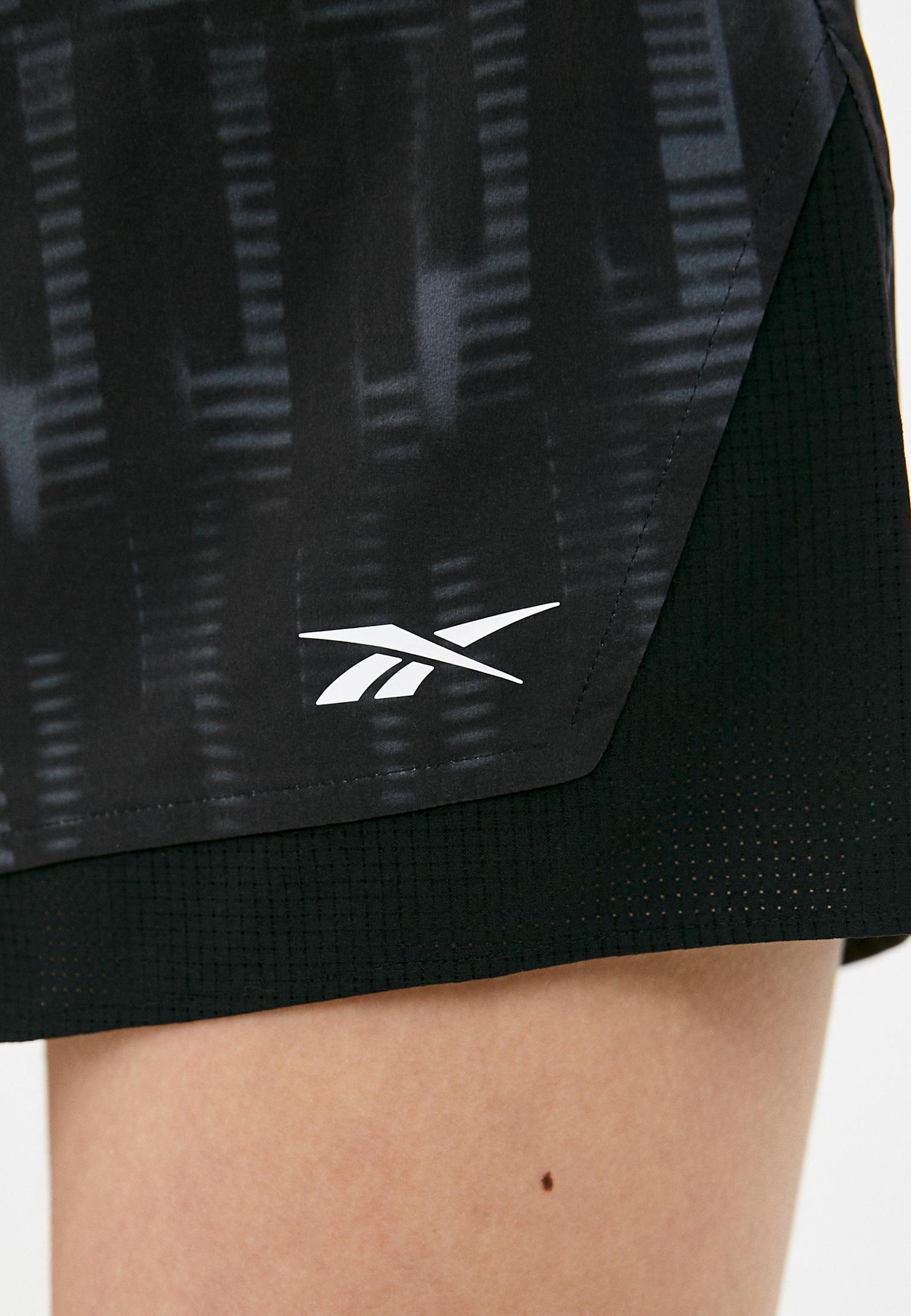 Женские повседневные шорты Reebok (Рибок) FM7166: изображение 8
