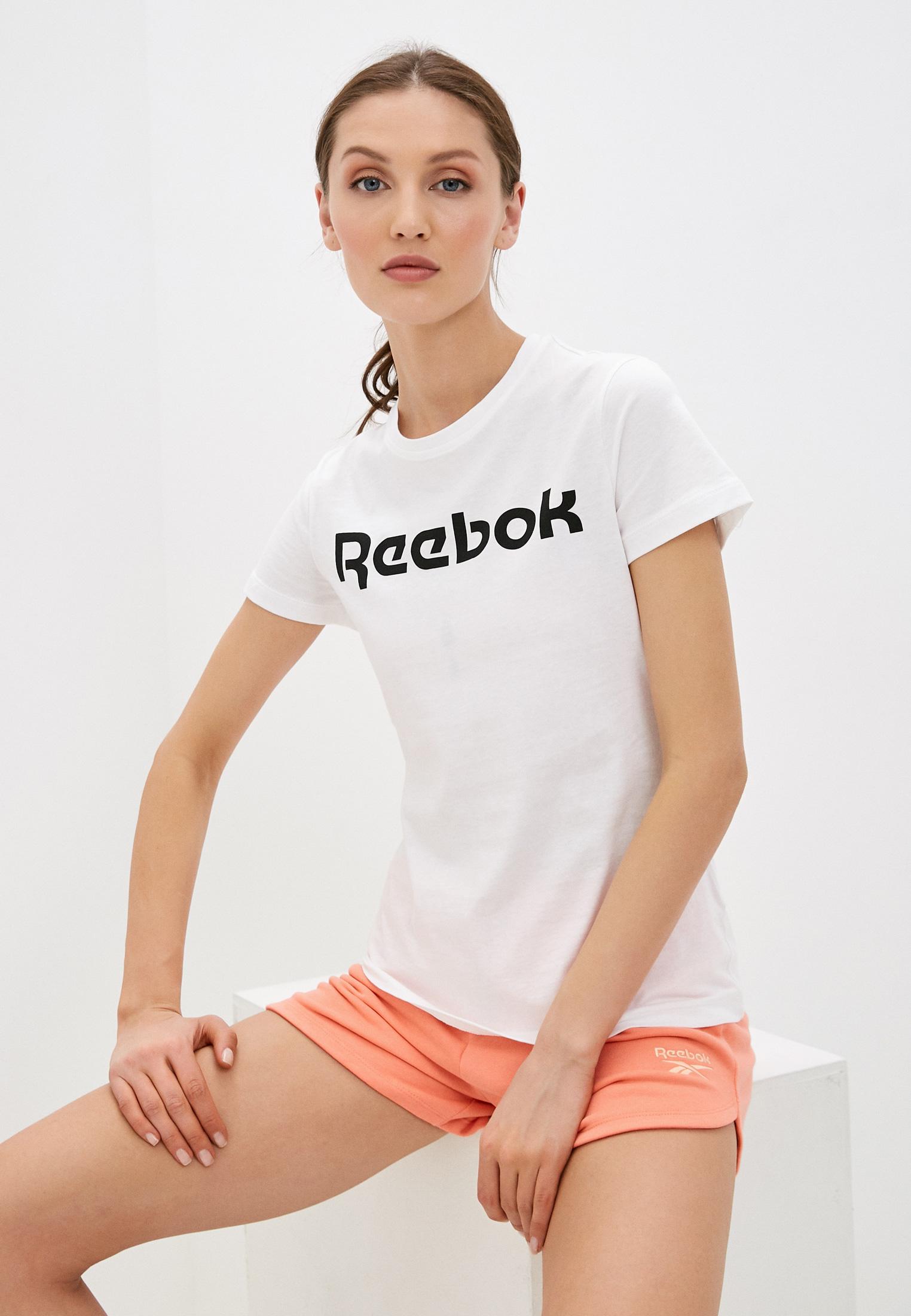 Футболка Reebok (Рибок) FU0079