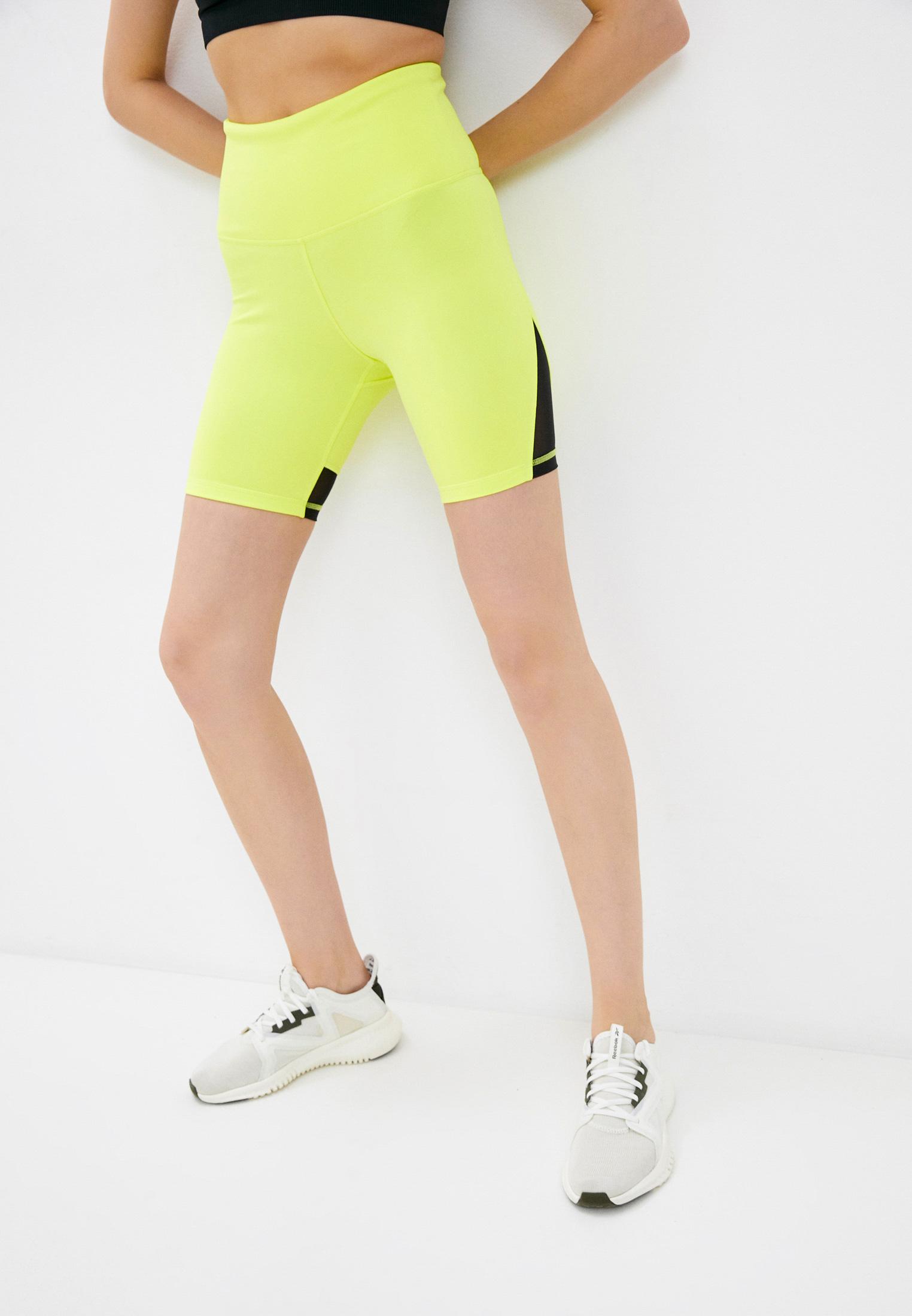 Женские шорты Reebok (Рибок) Шорты спортивные Reebok