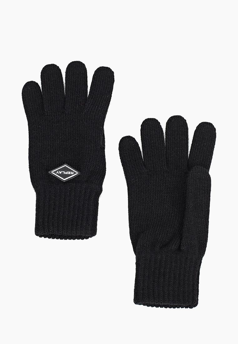 Мужские перчатки Replay (Реплей) AM6054.000.A7003
