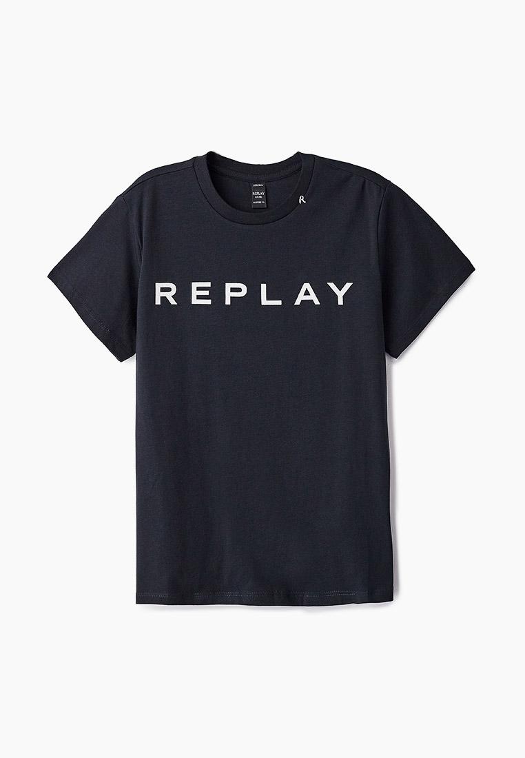 Футболка с коротким рукавом Replay (Реплей) Футболка Replay