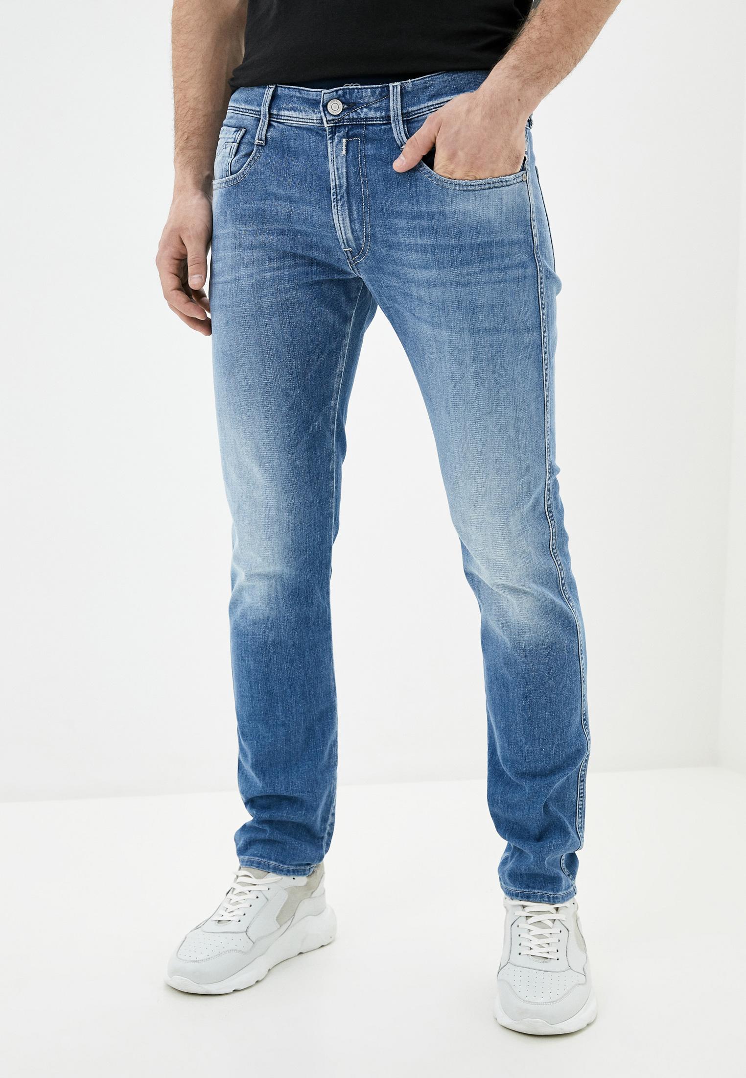 Зауженные джинсы Replay (Реплей) M914Y.000.115647