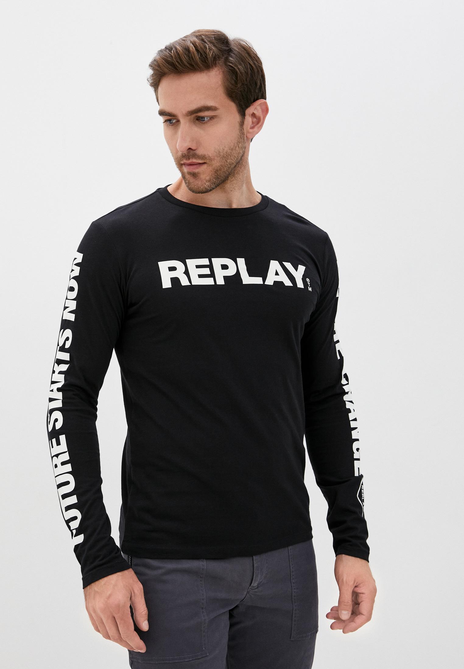 Футболка с длинным рукавом Replay (Реплей) M3149.000.2660