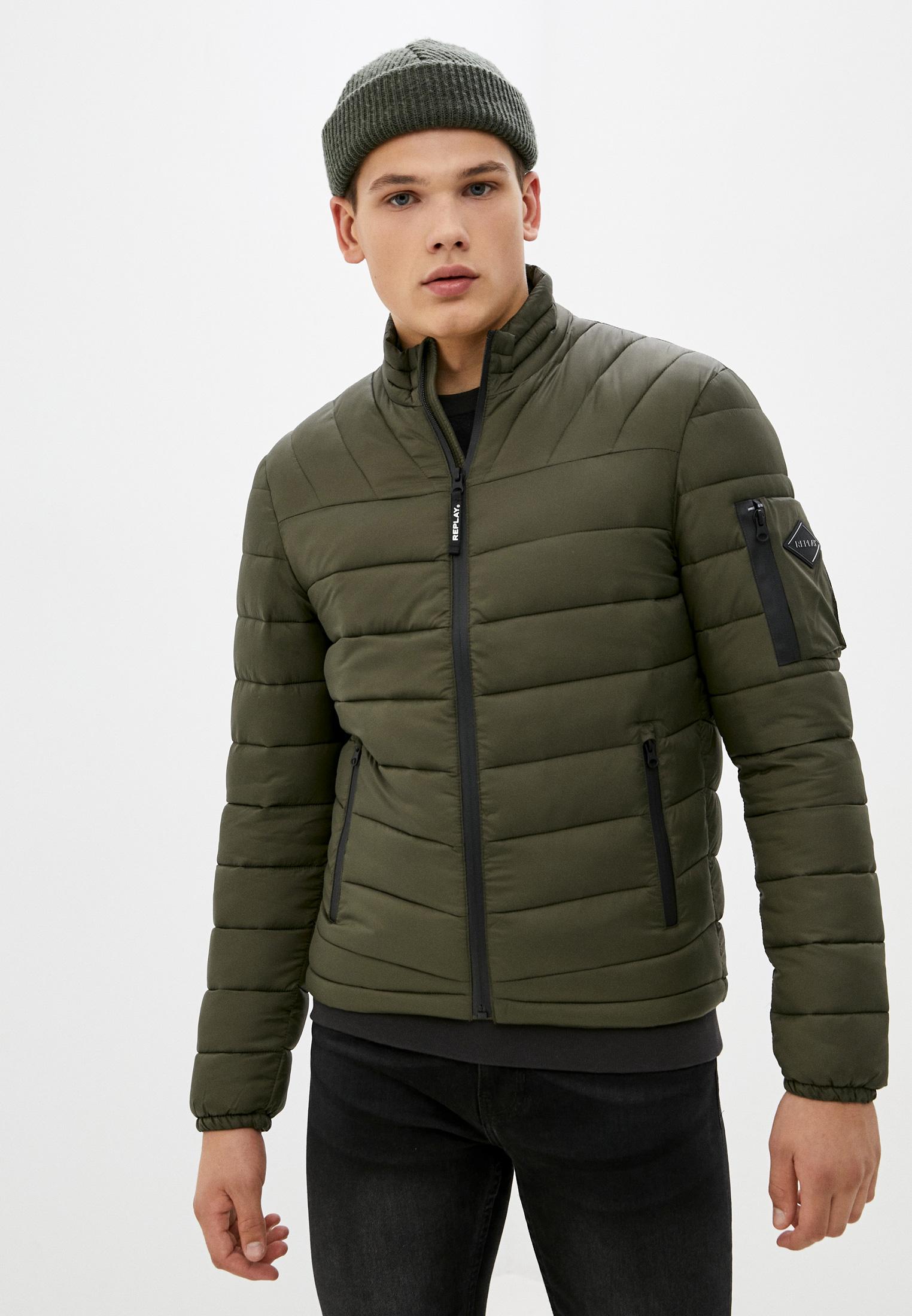 Утепленная куртка Replay (Реплей) M8080.000.83952