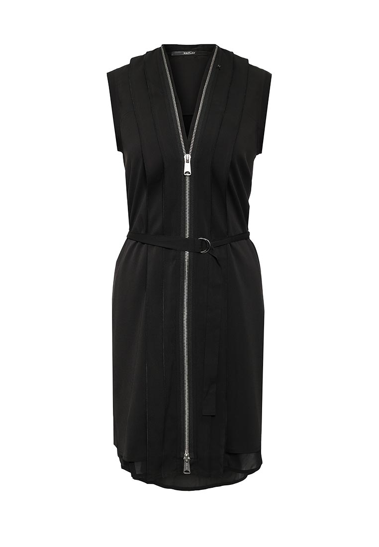 Платье Replay (Реплей) W9200 .000.80565