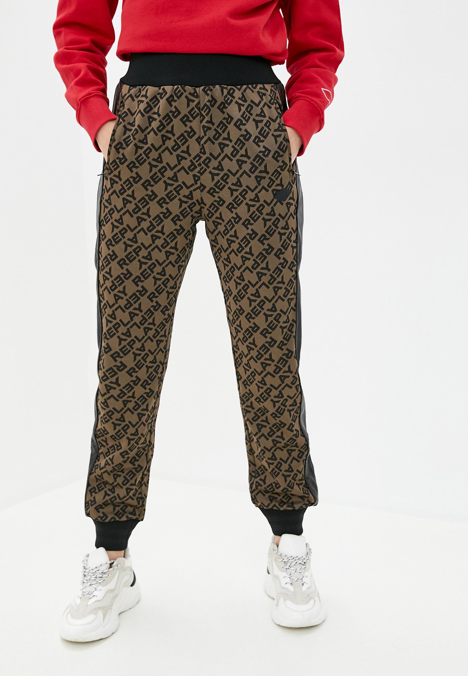 Женские спортивные брюки Replay (Реплей) W8530.000.52356