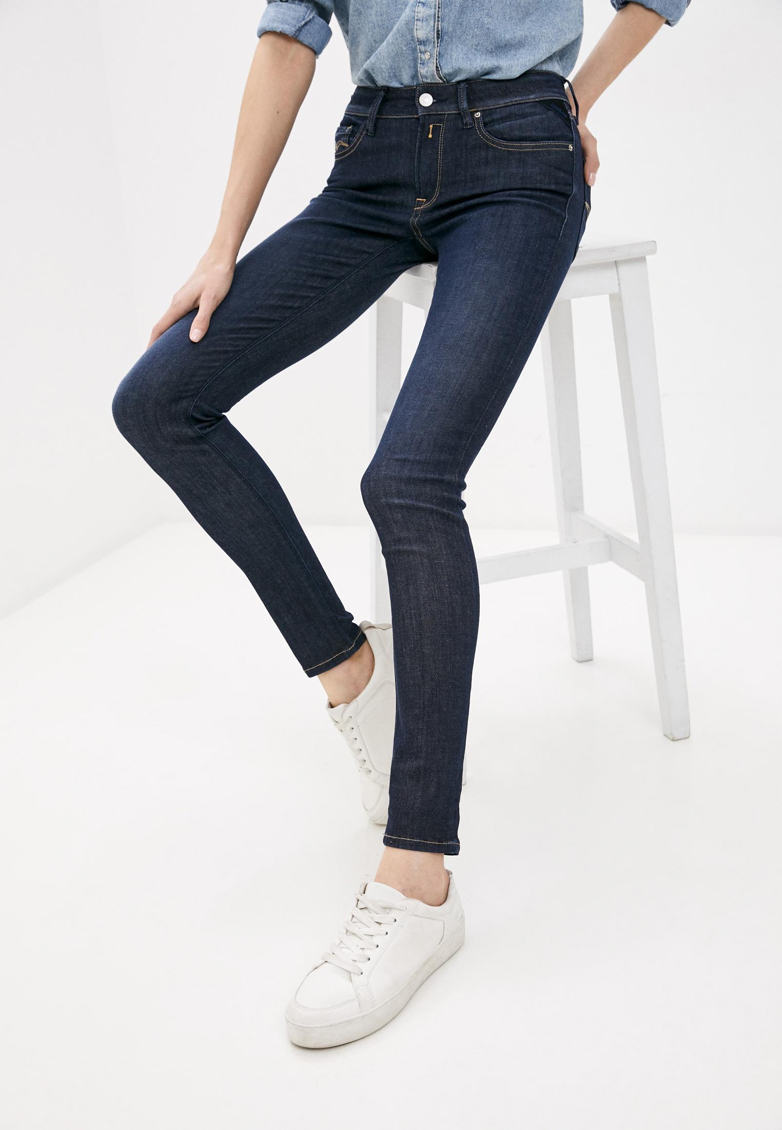 Зауженные джинсы Replay (Реплей) WH689.000.661RI11