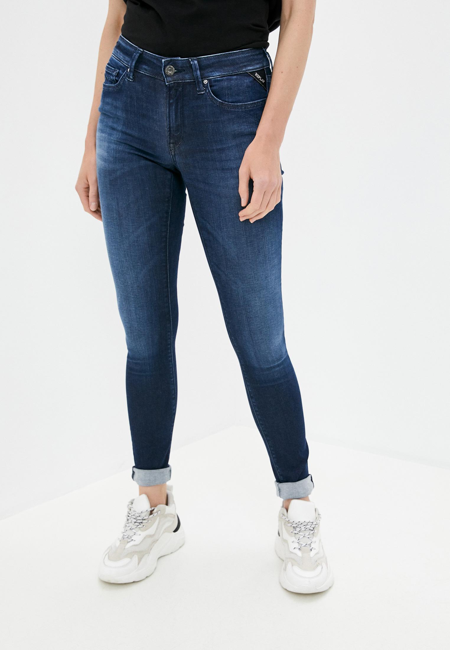 Зауженные джинсы Replay (Реплей) WH689.000.661E05