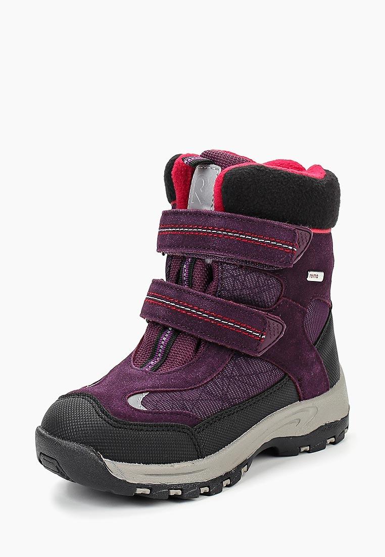Ботинки для девочек Reima 569355-4960