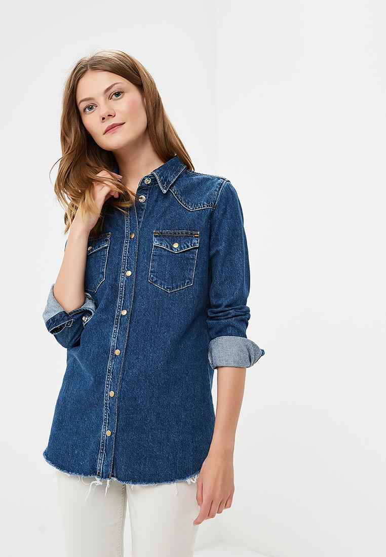 Женские джинсовые рубашки River Island (Ривер Айленд) 719570