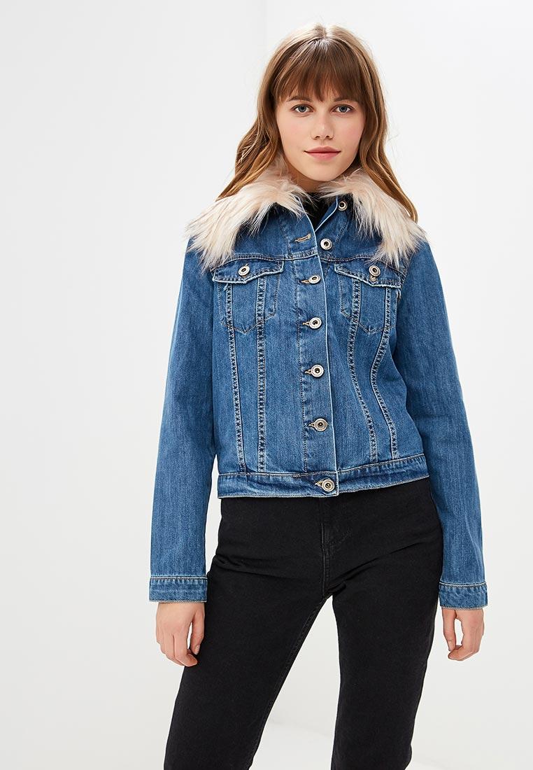Джинсовая куртка Rinascimento CFC0087664003