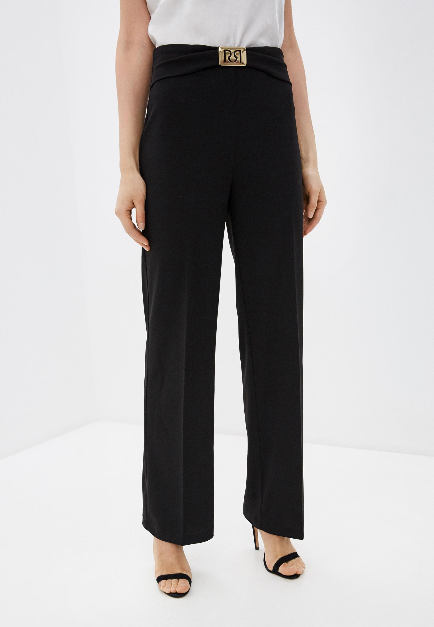 Joe Wenko Womens Juniors Elastic Waist Trousers Slim Printed Pants