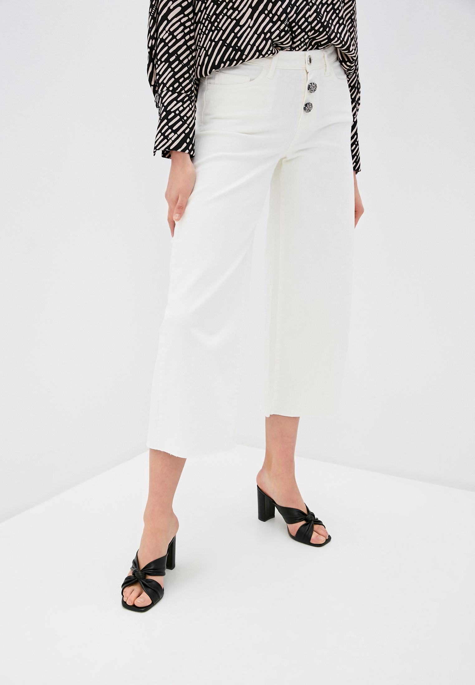 Широкие и расклешенные джинсы Rinascimento CFC0096858003