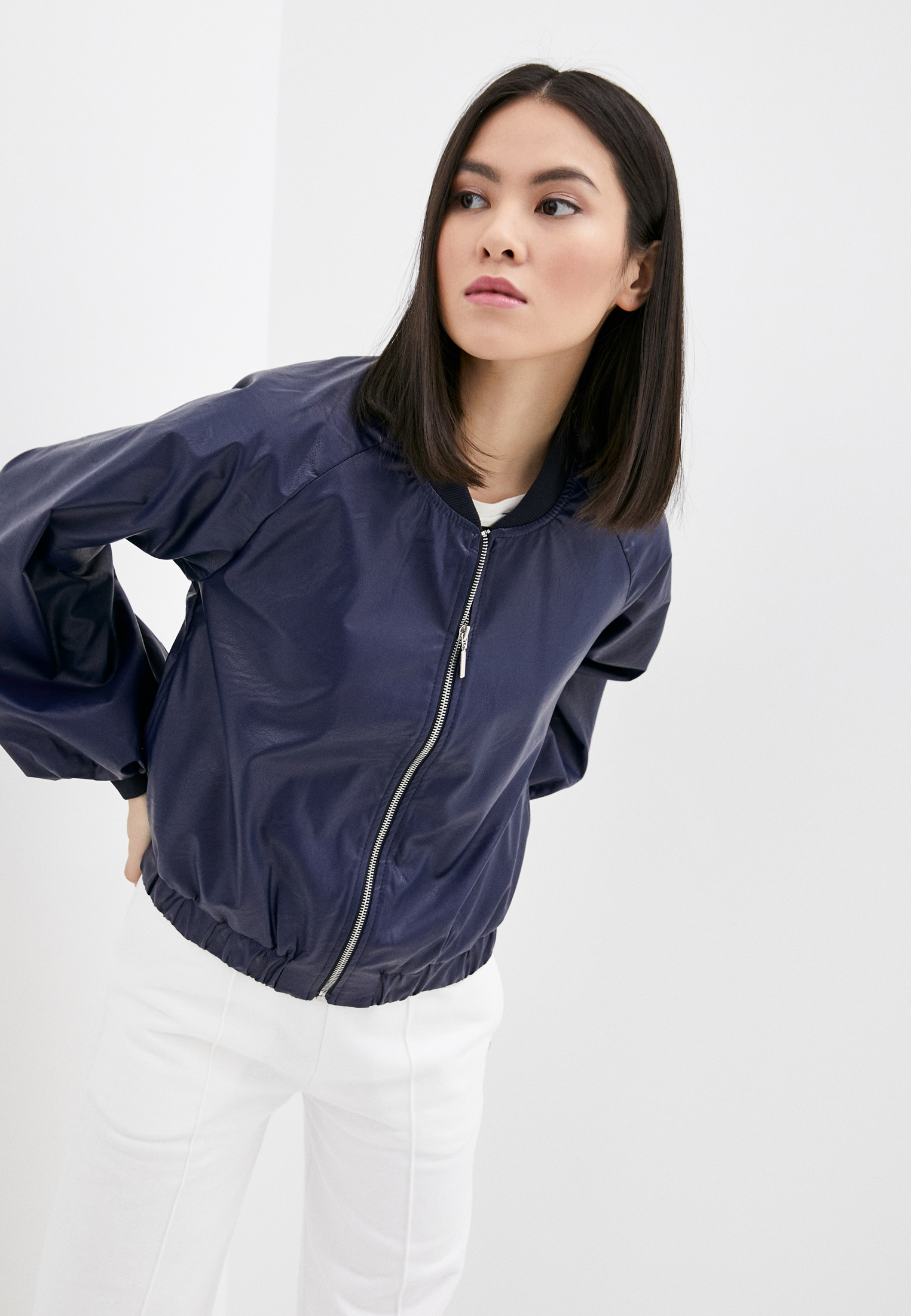 Кожаная куртка Rinascimento Куртка кожаная Rinascimento