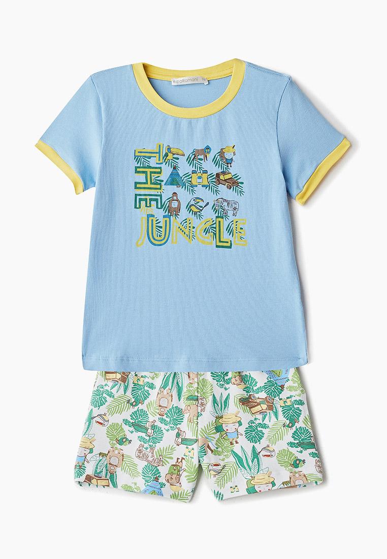 Пижамы для мальчиков Ritta Romani 8612