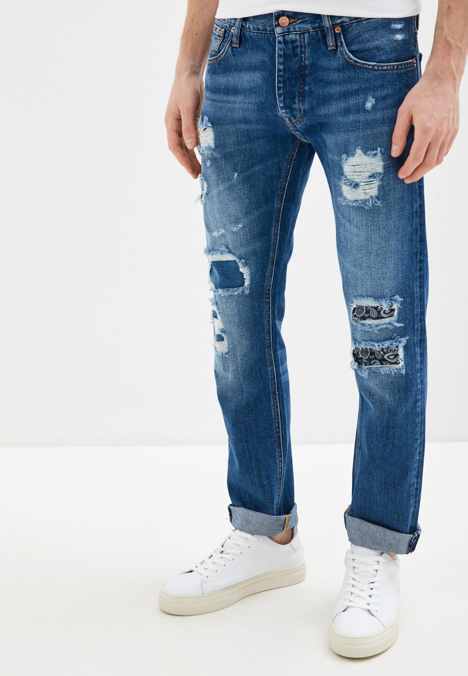 Мужские прямые джинсы Rifle 90421-RK8J6-041