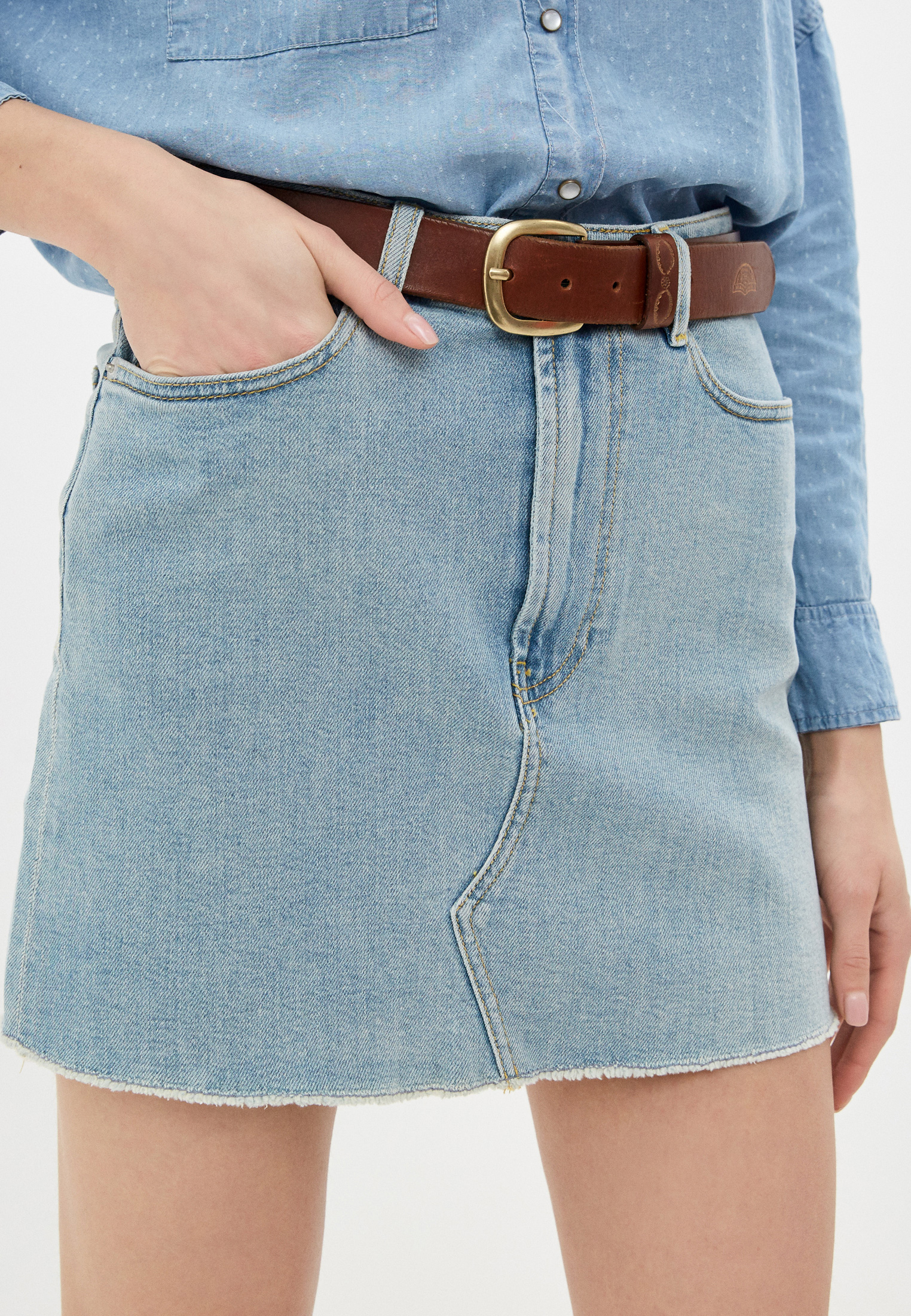 Tommy HILFIGER DENIM Ryan Uomo Jeans kimb Blu Pantaloni Nuovo