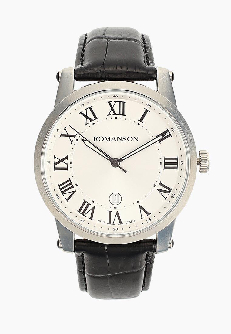 Мужские часы Romanson TL 0334 MW(WH)RIM