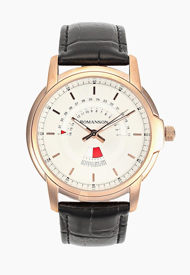 Мужские часы Romanson TL 6A21C MR(WH)