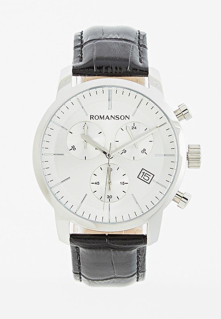 Мужские часы Romanson TL 8A19H MW(WH)