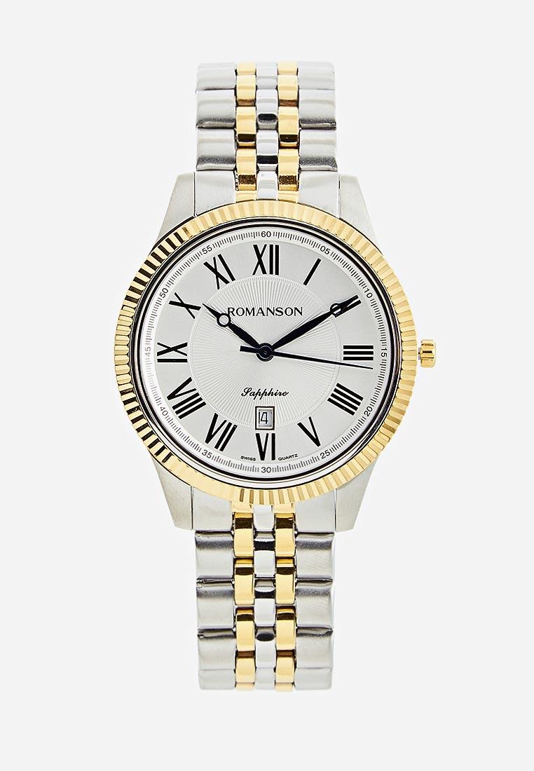 Мужские часы Romanson TM 7A19M MC(WH)