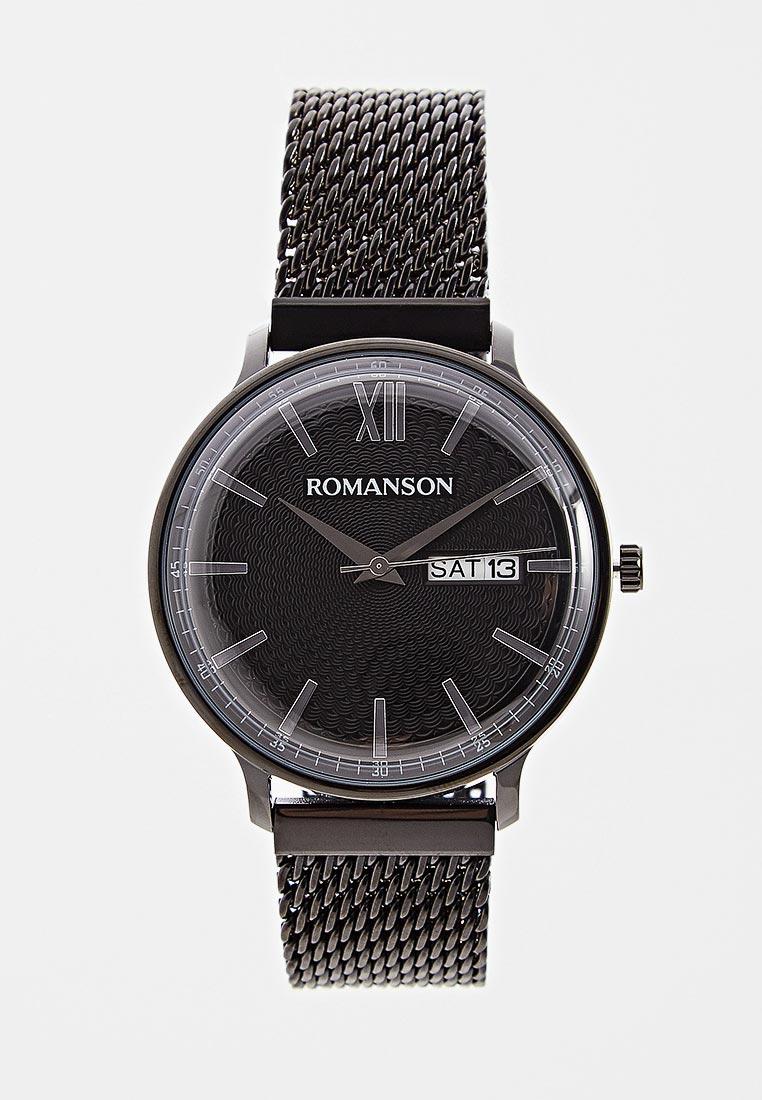 Мужские часы Romanson TM 8A49M MB(BK)