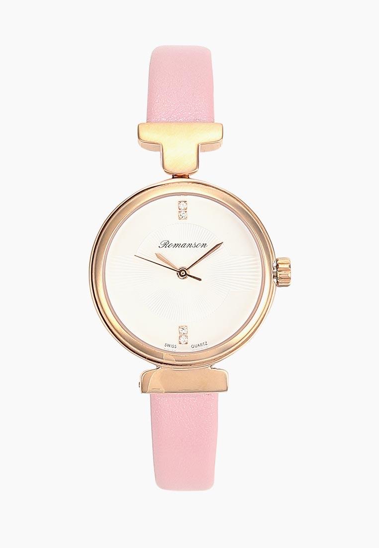 Часы Romanson RL 6A05L LR(WH)