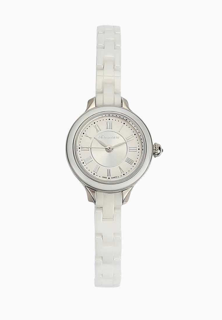 Часы Romanson RM 6A31C LW(WH)
