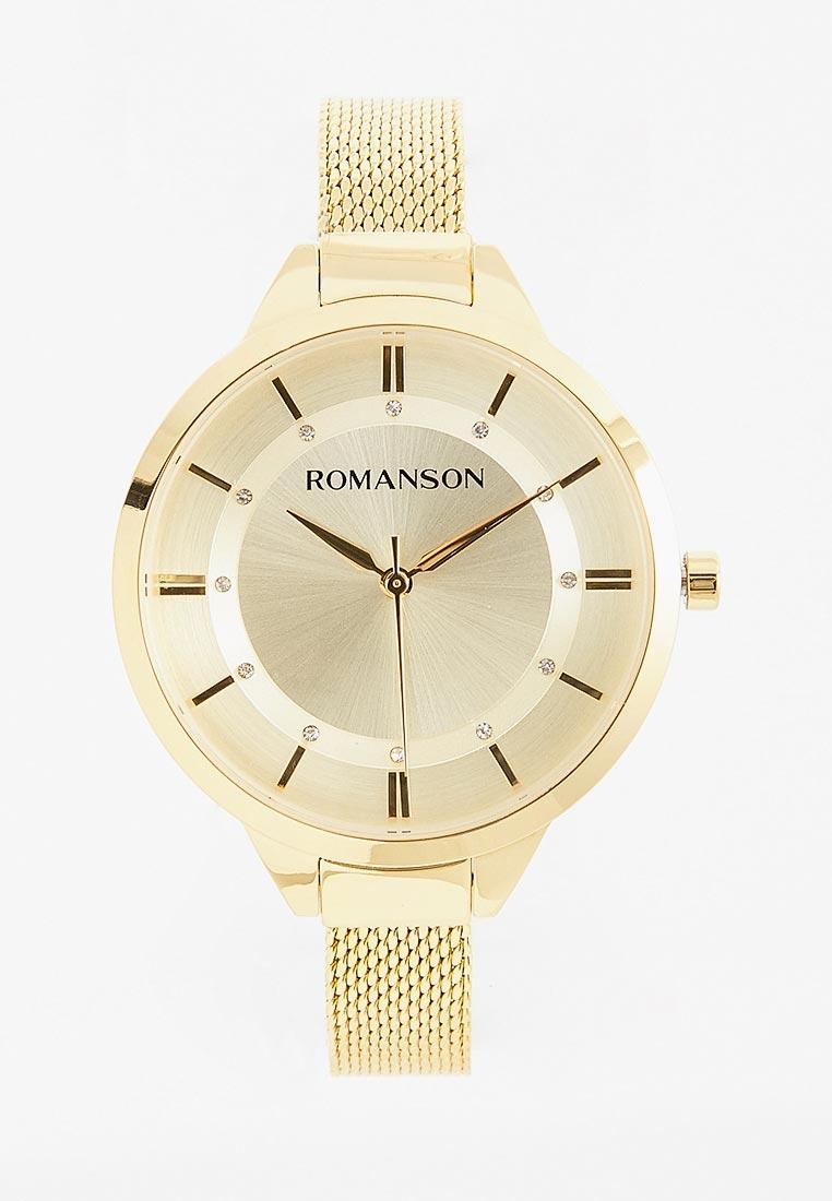 Часы Romanson RM 8A28L LG(GD)
