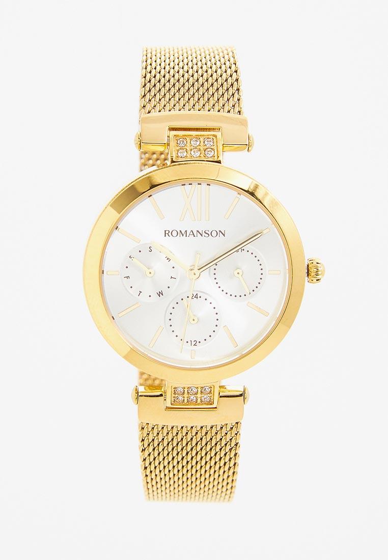 Часы Romanson RM 8A50F LG(WH)