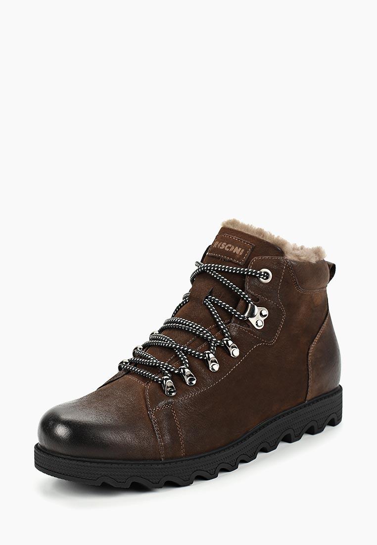 Мужские ботинки Rosconi (Роскони) R072107JM-792-8555M