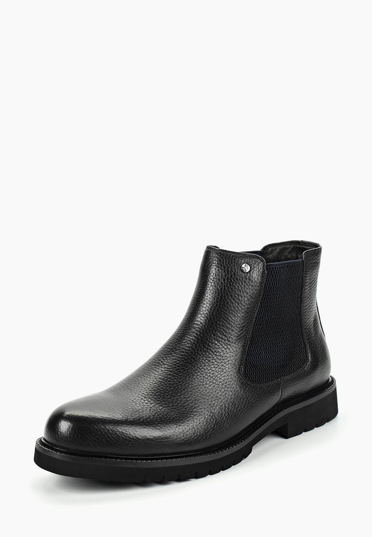 Мужские ботинки Rosconi (Роскони) XY043B-605R-450-L112