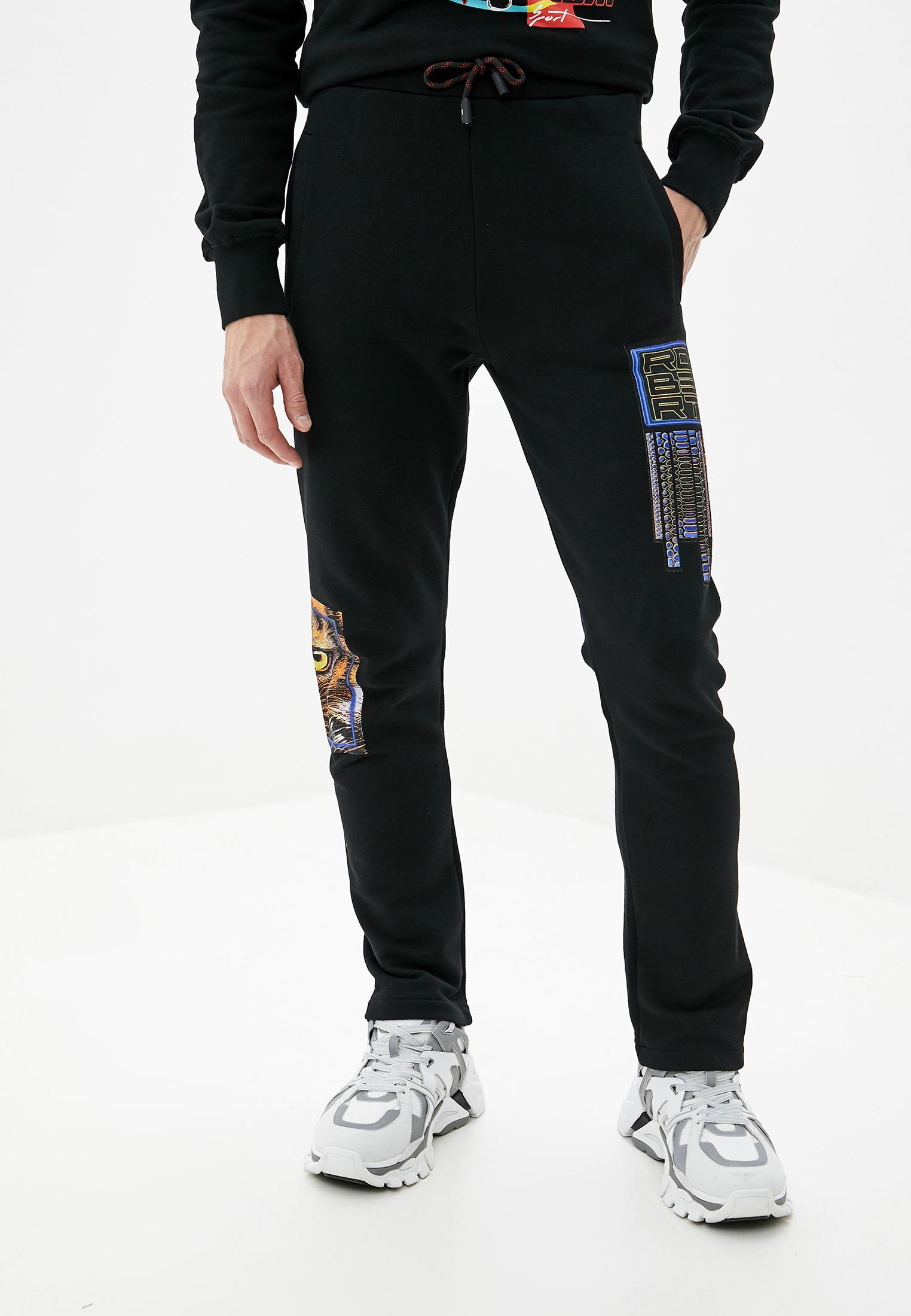 Мужские спортивные брюки Roberto Cavalli Sport jyx21pcf014