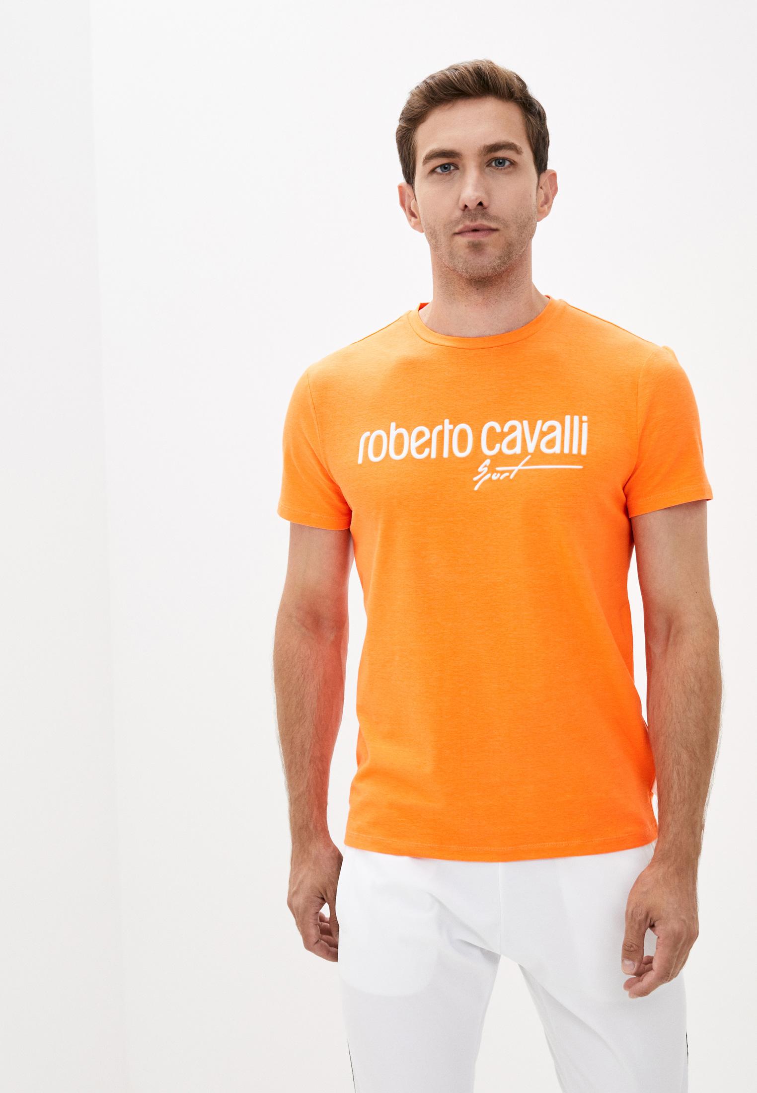 Олимпийка Roberto Cavalli Sport JYX17F FT092
