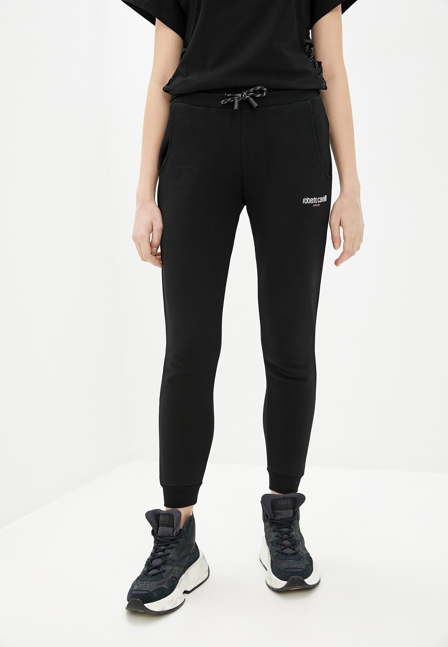 Женские спортивные брюки Roberto Cavalli Sport JYY09PCF014