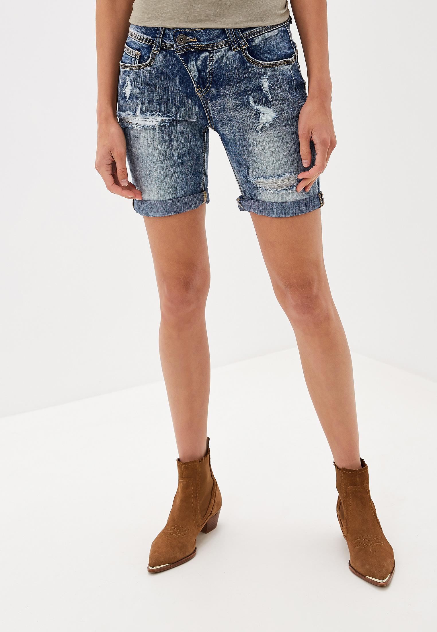 Женские джинсовые шорты Rock Angel D8610I60939AZM176RS