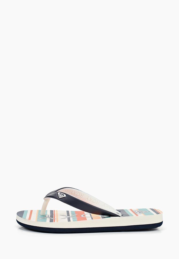 Сланцы для девочек Roxy (Рокси) ARGL100181