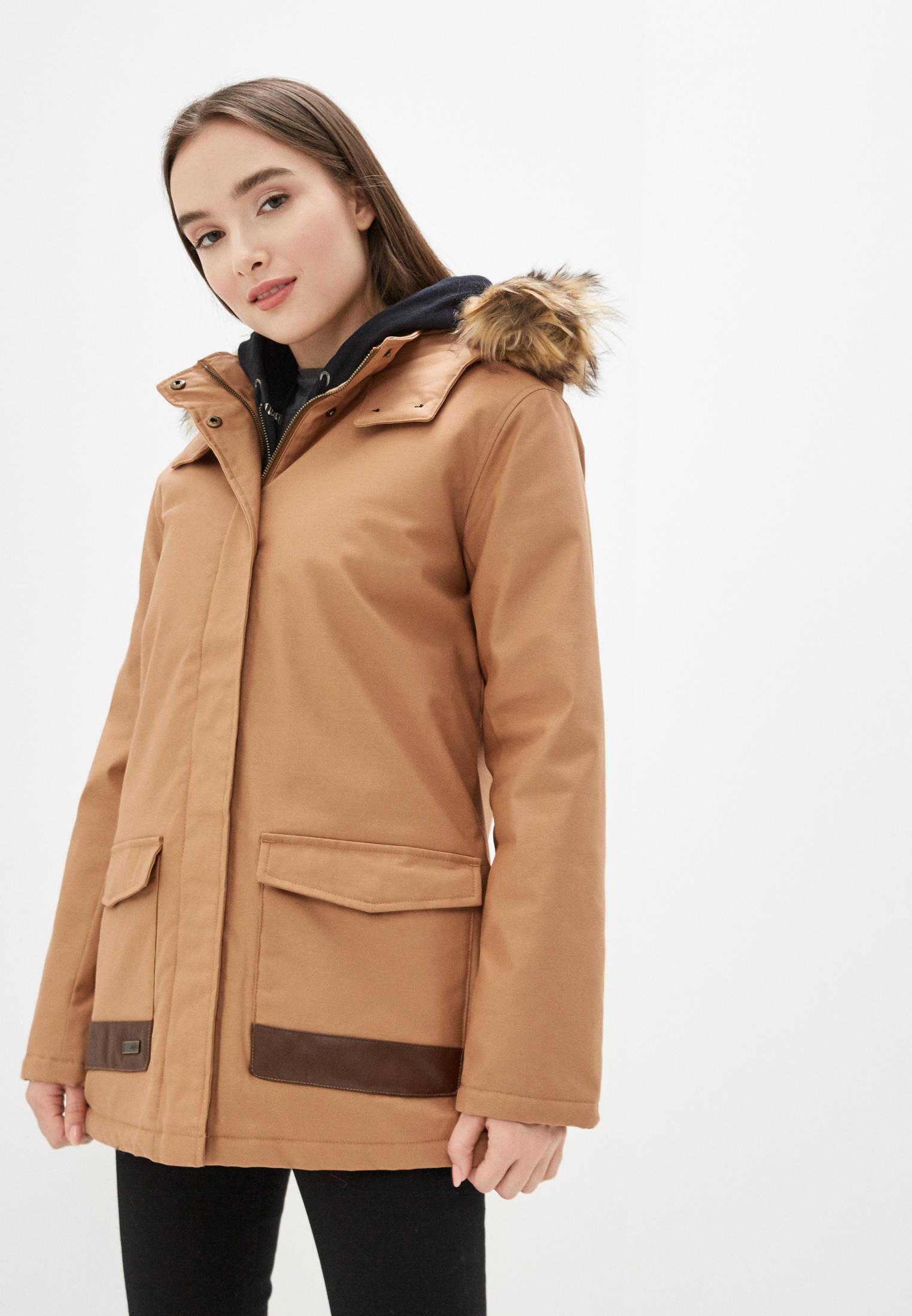Утепленная куртка Roxy (Рокси) ERJJK03308