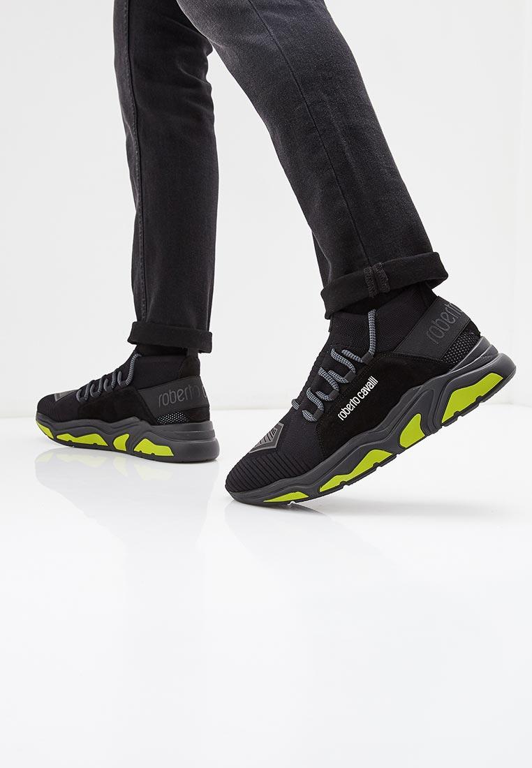 Мужские кроссовки Roberto Cavalli 5296: изображение 6