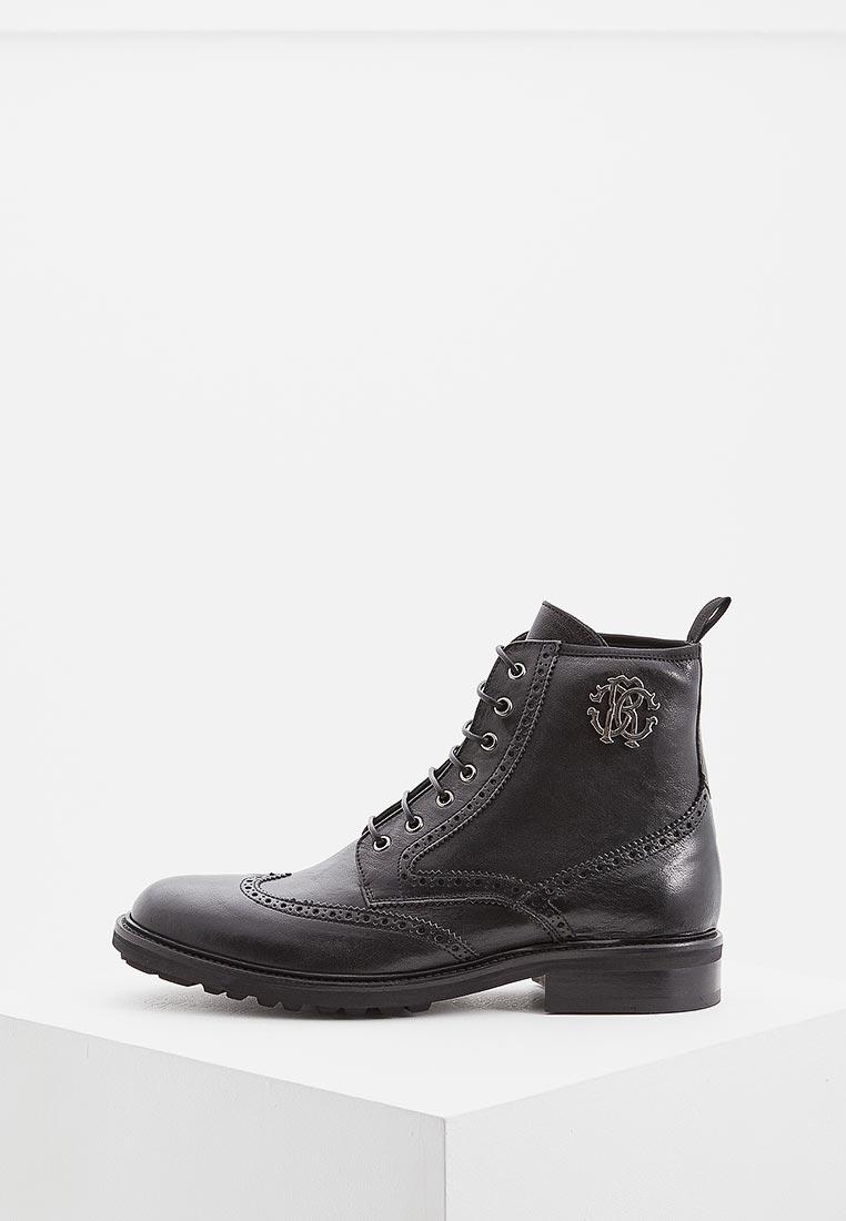 Мужские ботинки Roberto Cavalli 5217