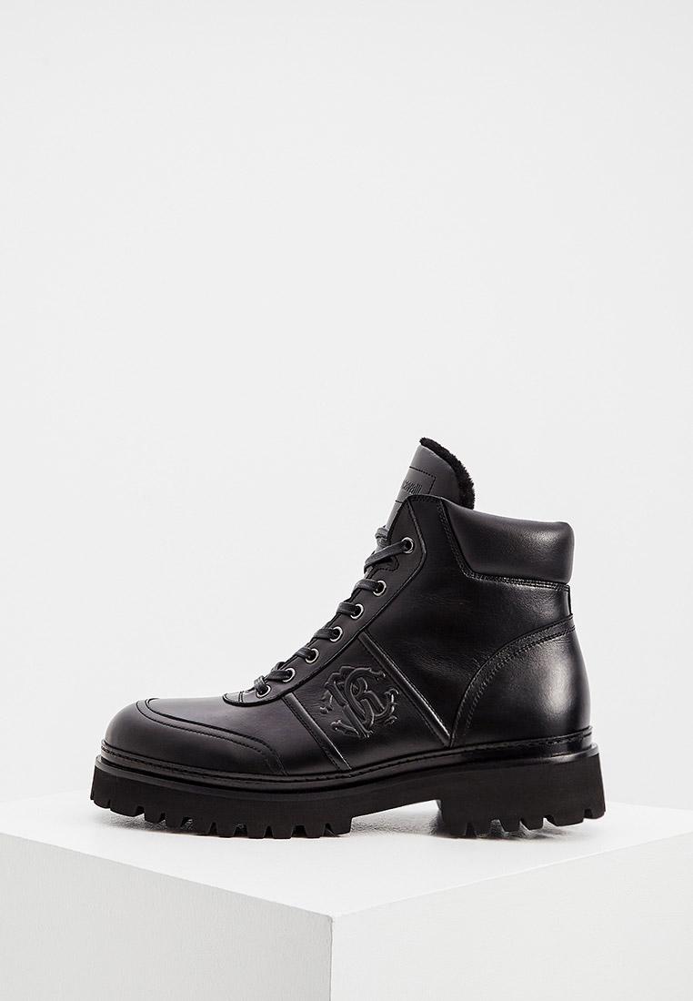Мужские ботинки Roberto Cavalli (Роберто Кавалли) 3261/M C