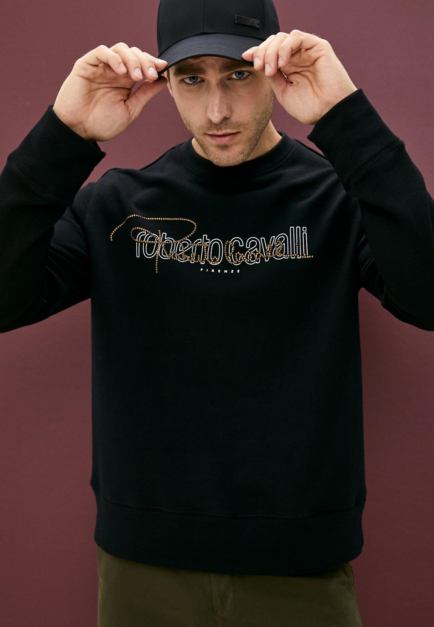 Мужская толстовка Roberto Cavalli (Роберто Кавалли) LNR653: изображение 2