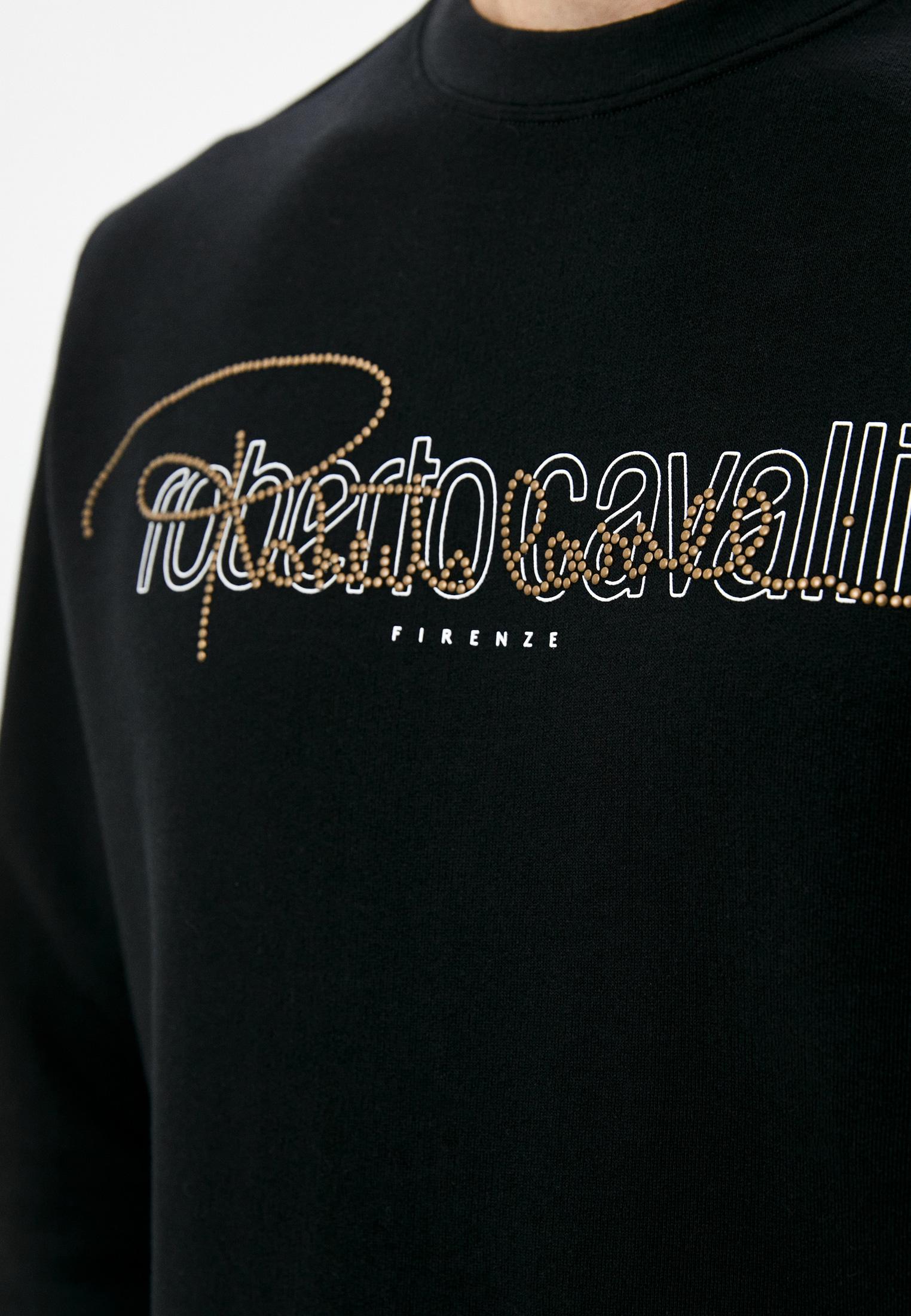 Мужская толстовка Roberto Cavalli (Роберто Кавалли) LNR653: изображение 5