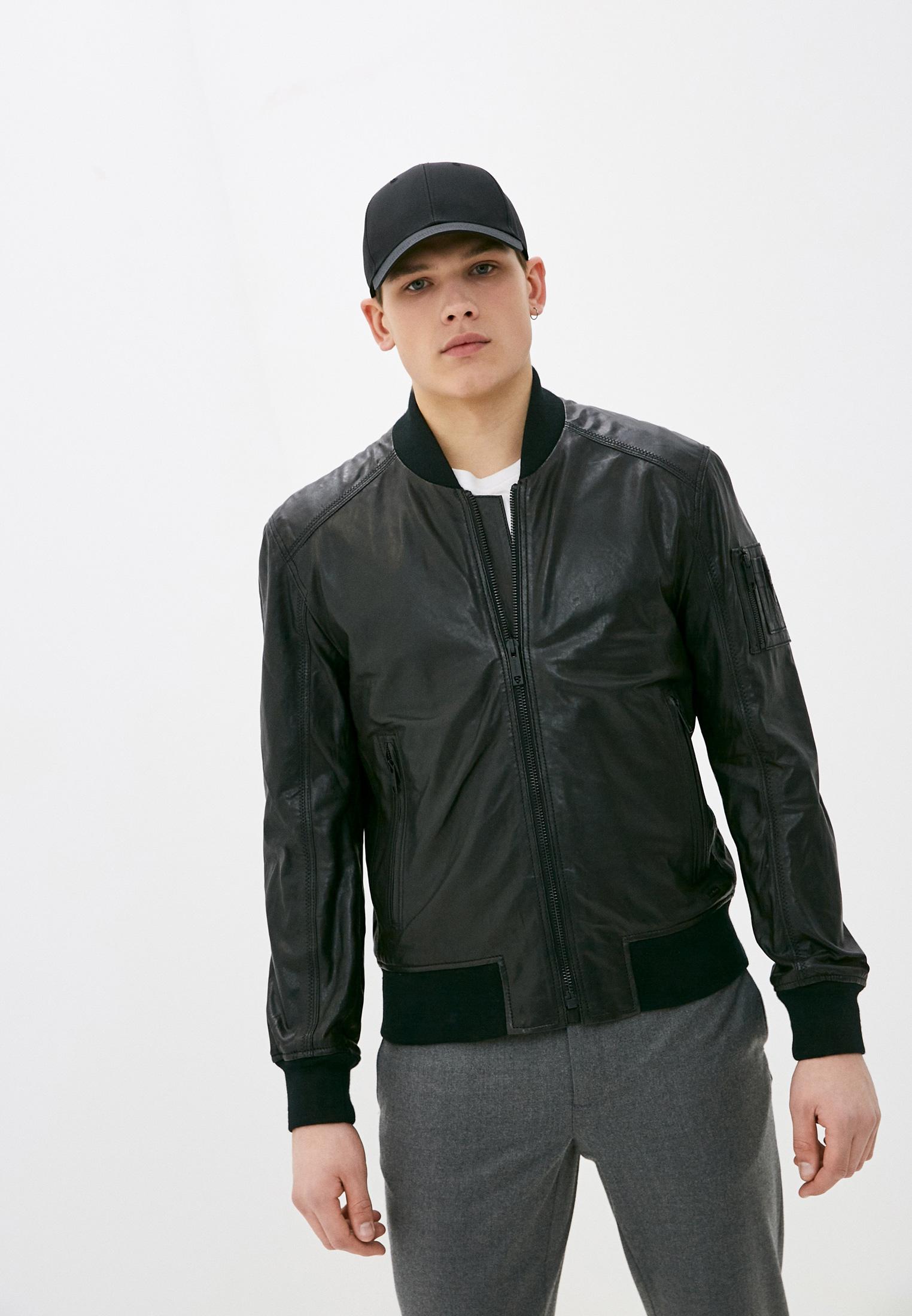 Кожаная куртка Strellson 110006102
