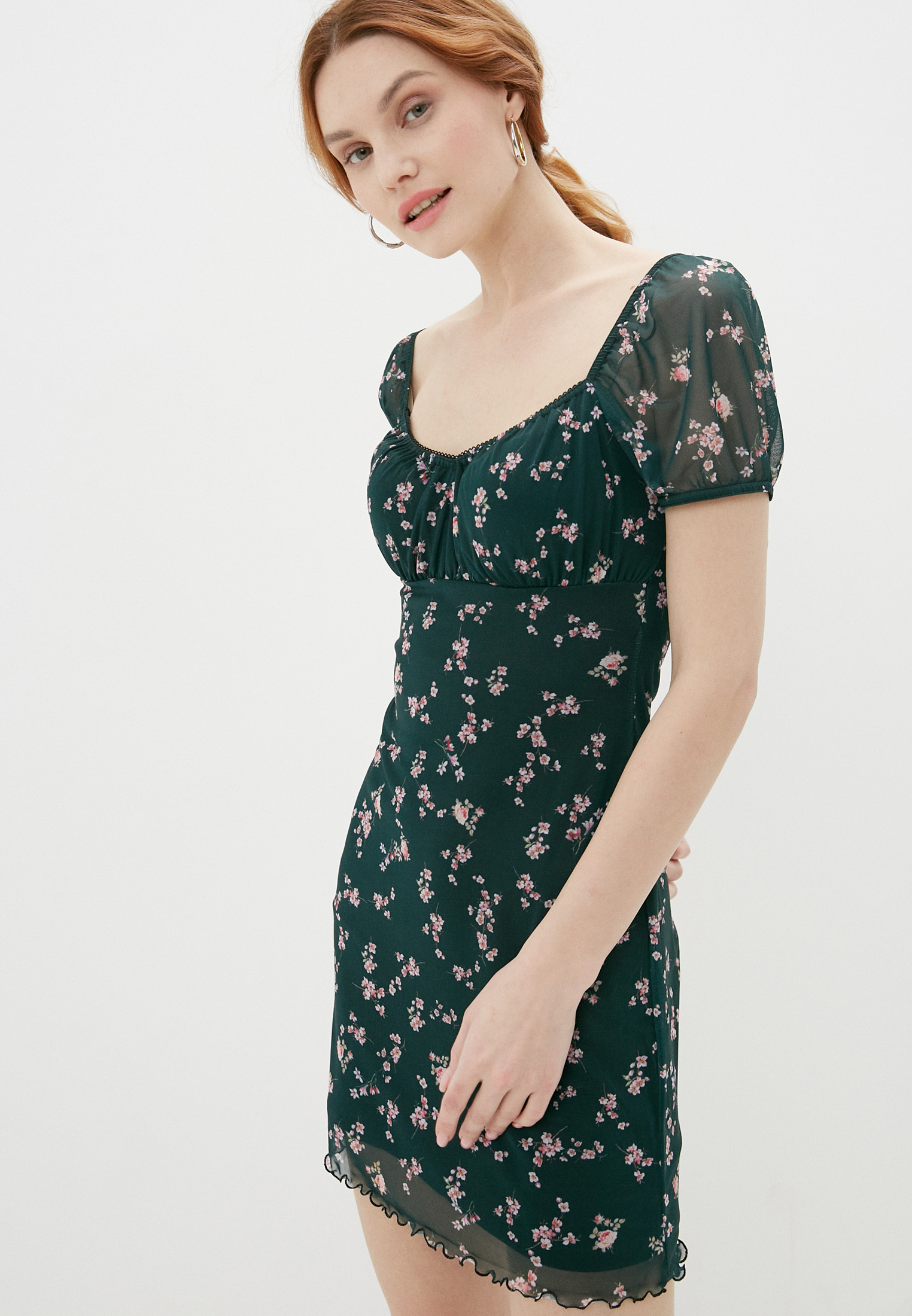 Платье Topshop (Топ Шоп) 10A09TGRN